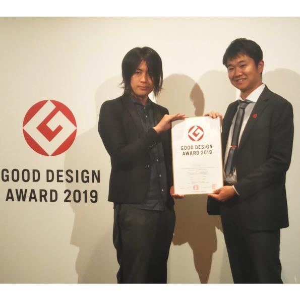 「デュオヒルズ南町田 THE GARDEN」が2019年度グッドデザイン賞を受賞しました。
